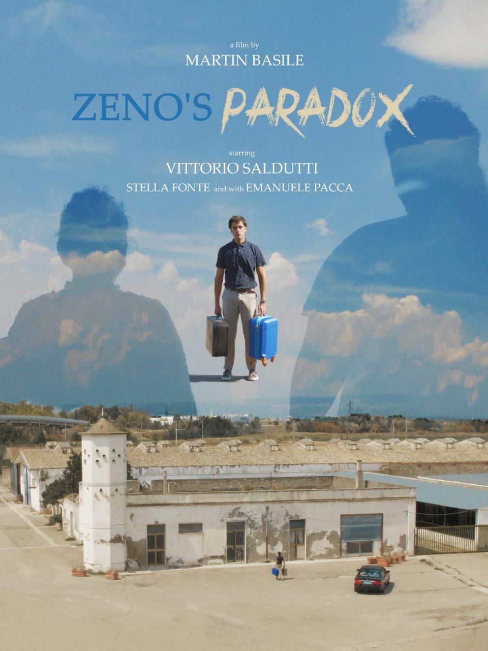 Zeno's Paradox - Movie Poster