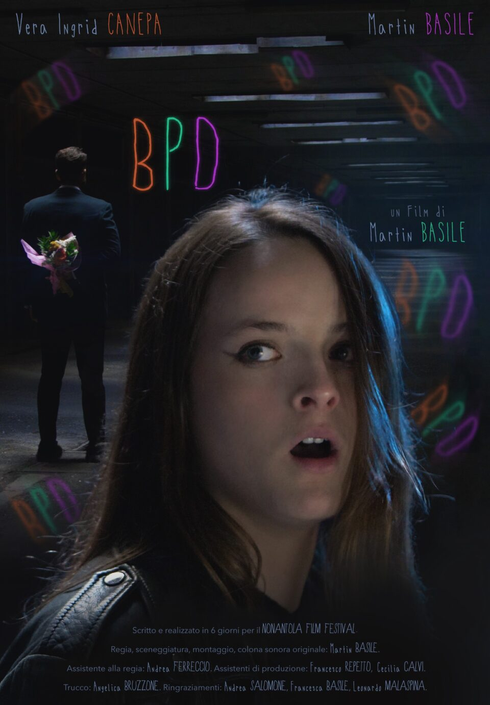 BPD - A short film about Borderline Personality Disorder by Martin Basile